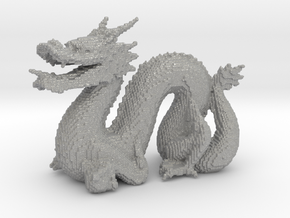 Cyber Dragon Stanford - Solid in Aluminum