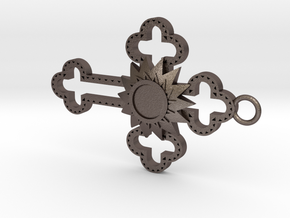 Cross in Stainless Steel