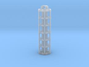 Tritium Lantern 5E (3x50mm/stacked 3x25mm Vials) in Smooth Fine Detail Plastic