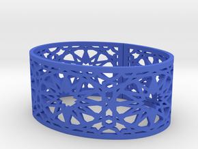 BR6 in Blue Processed Versatile Plastic
