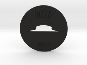 Clay Extruder Die: Footer 011 07 in Black Natural Versatile Plastic