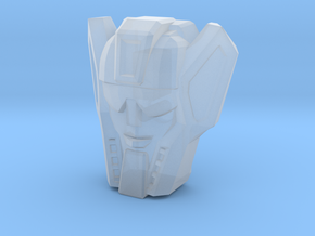 Graduate Blades Faceplate (Titans Return) in Smooth Fine Detail Plastic