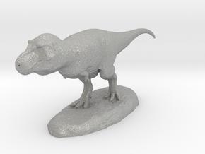 Tyrannosaurus rex in Aluminum