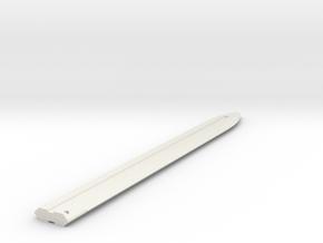 Blade [Neo HB] in White Natural Versatile Plastic