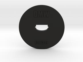 Clay Extruder Die: Footer 003 01 in Black Natural Versatile Plastic