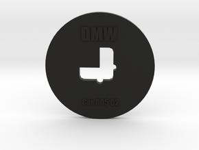 Clay Extruder Die: Corner 005 02 in Black Natural Versatile Plastic