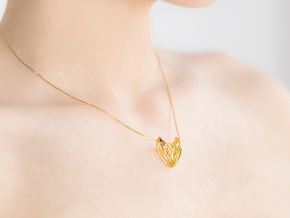 LONELY WINGS Serena in 18k Gold Plated