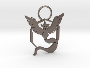 Team Mystic in Polished Bronzed Silver Steel