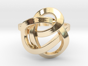Infinity Love Ring (From $13) in 14K Yellow Gold: 7 / 54