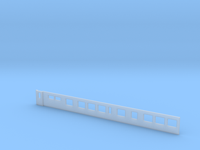 Pan Am Railways ST100 Engineer Side (HO Scale)  in Smooth Fine Detail Plastic