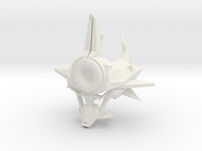 Mask of Ultimate Power for Bionicle in White Natural Versatile Plastic