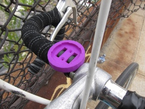 Sigma Rox 10 Support - OSHW in Purple Processed Versatile Plastic