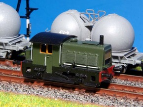 N SIK NS 200-300 locomotor (oudere versie) in Frosted Extreme Detail