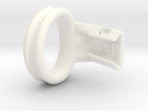 Q4-DT125-09 in White Processed Versatile Plastic