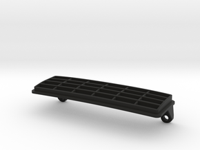 027001-00 F-150 Ranger Grill in Black Natural Versatile Plastic