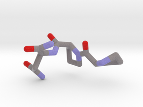Tripeptide H-dPro-Pro-Asn-NH2 in Full Color Sandstone