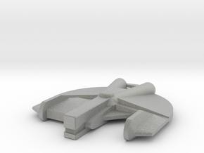 Ebon Hawk in Metallic Plastic