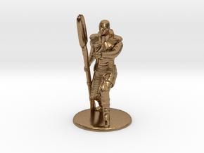 Jaffa Guard Firing Zat - 35mm in Natural Brass