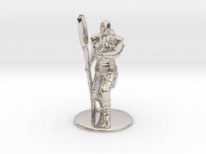 Jaffa Guard Firing Zat - 35mm in Platinum