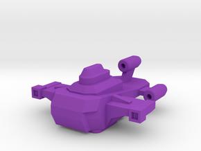 Hanover in Purple Processed Versatile Plastic
