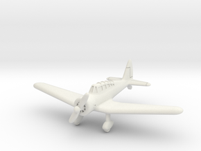 Tachikawa Ki-36 Ida 1/200 in White Natural Versatile Plastic