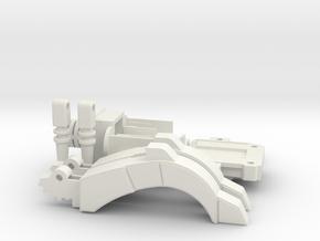 TM02 Gripper Kit in White Natural Versatile Plastic