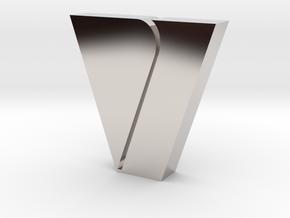 V  of Doom in Platinum: Extra Small