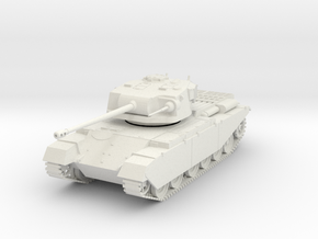 PV127A Centurion Mk 1 (28mm) in White Natural Versatile Plastic