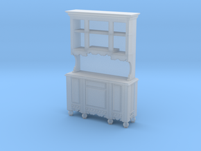 1:48 Shabby Chic Hutch in Smooth Fine Detail Plastic