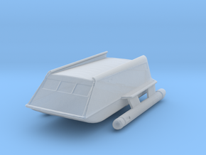 1:350 TOS Shuttlecraft in Frosted Extreme Detail