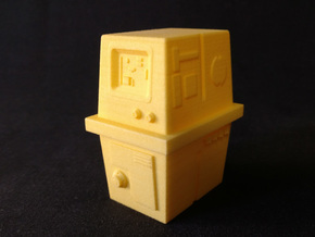 PRHI Star Wars Gonk Droid 1/12 Scale - Body in Yellow Processed Versatile Plastic