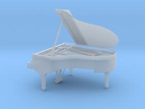 1/12 Grand Piano Alone in Smooth Fine Detail Plastic