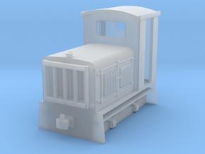 009 Small Geminder diesel  in Smooth Fine Detail Plastic