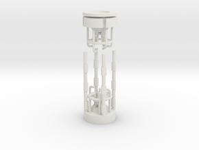 ForceCamber V1 in White Natural Versatile Plastic