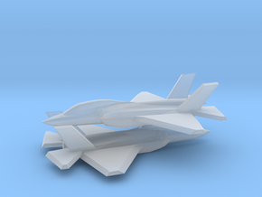 1/350 F-35D Lightning II (x2) in Smooth Fine Detail Plastic