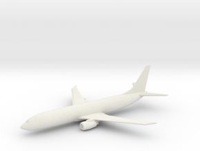 1/350 Boeing 737-800 in White Natural Versatile Plastic