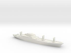 NS Savannah, 1/2400 in White Natural Versatile Plastic