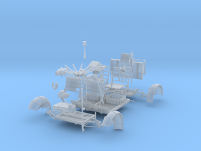 A15-FUD-Fully Operational LRV-Straight in Smooth Fine Detail Plastic