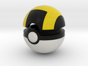 Pokeball (Ultra) in Full Color Sandstone