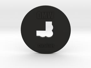 Clay Extruder Die: Corner 007 01 in Black Natural Versatile Plastic
