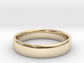 Model-315f74f635f3d4d1d1bfd013824d5635 in 14k Gold Plated Brass