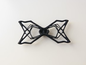 Bow Tie  in Black Strong & Flexible