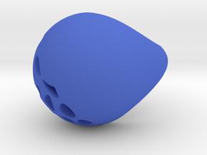 PartialVoronoiRing in Blue Processed Versatile Plastic