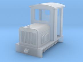 55n9 Freelance diesel loco  in Smooth Fine Detail Plastic