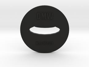 Clay Extruder Die: Footer 001 04 in Black Natural Versatile Plastic