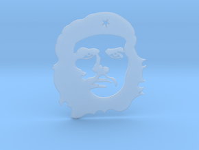 Che Guevara in Smooth Fine Detail Plastic