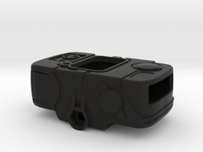 Foxeer Legend Single Camera PEQ Mount in Black Natural Versatile Plastic
