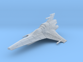 Viper MK VII in Smooth Fine Detail Plastic