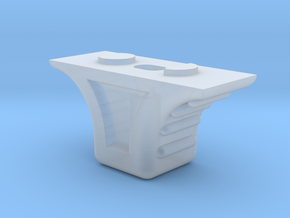 Keymod 2-sided handstop in Smooth Fine Detail Plastic
