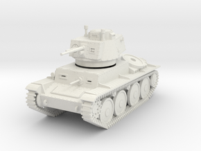 PV129A Stridsvagn m/41 (28mm) in White Natural Versatile Plastic
